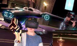 VR MOVE מציאות מדומה