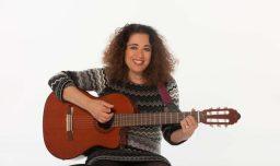 מירב והגיטרה