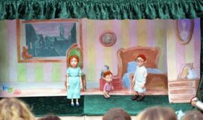 בובה של תאטרון