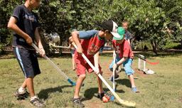ספורט ילדים-יום הולדת ספורטיבי ומאתגר
