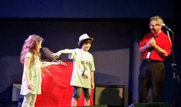 הקוסם אורי אשכנזי-מופעי קסמים לאירועים