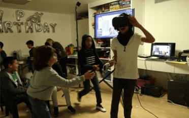 vr-zone-מציאות מדומה