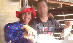 יעל הליצנית-מפעילה בימי הולדת ואירועים