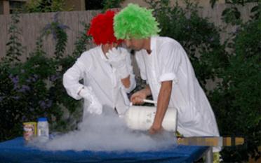 מדע קסום - הפעלה מדעית וחינוכית