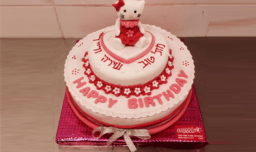 ענתוש - עוגות מעוצבות לימי הולדת ואירועים