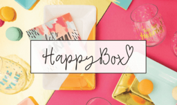 HAPPY BOX - לוגו