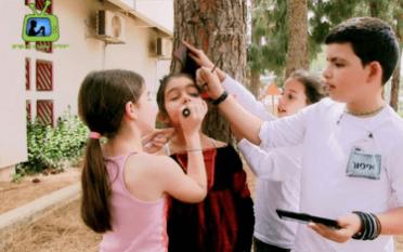 ילדים עושים סרטים - יום הולדת מהסרטים