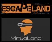 escapeland - לוגו